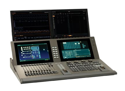 Gio 4K Lighting Control Desk