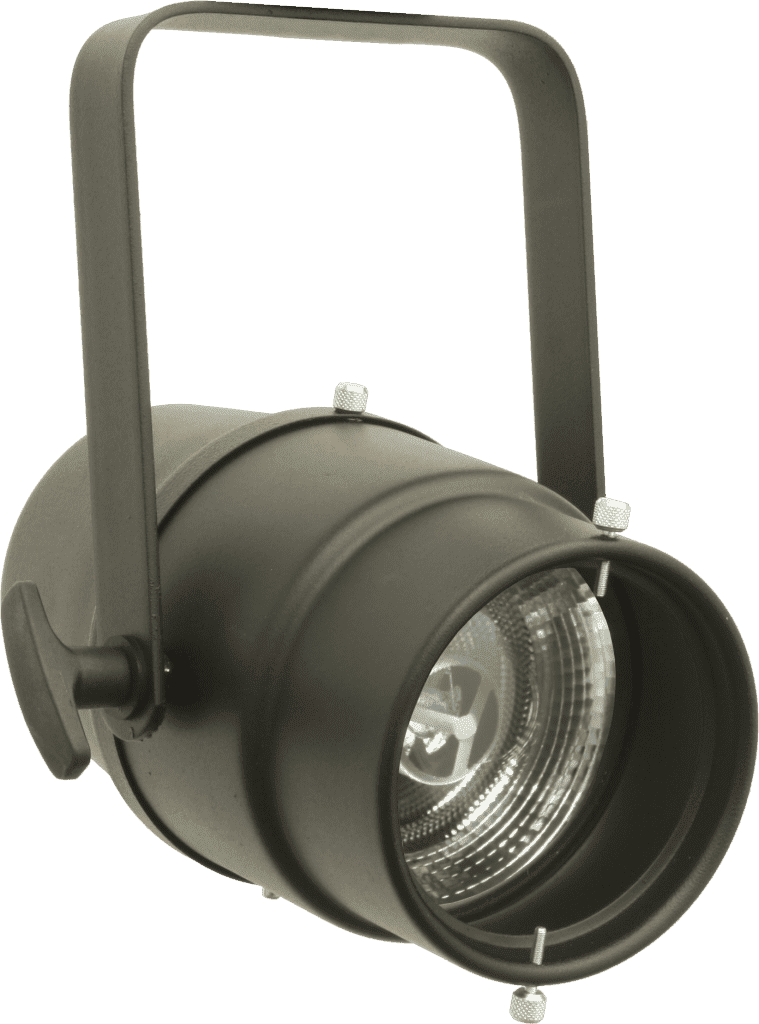 Pinspot, halogen or LED, 75W, for AR-111/G53-12V lamps
