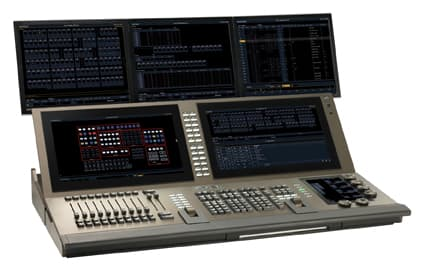 Eos Titanium (Ti) 4K Lighting Control Desk