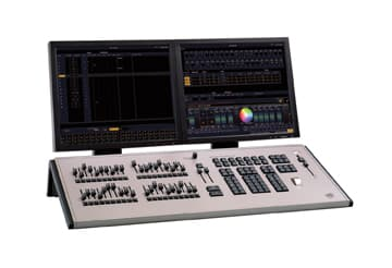 Element 40 Lighting Control Desk 250 Channels