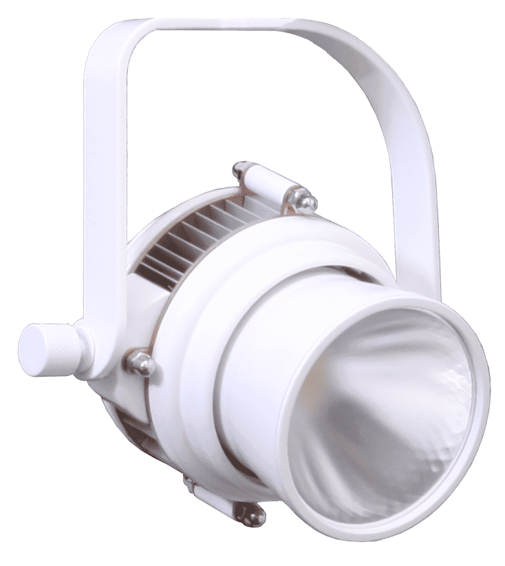 BEE25 BA/W Pinspot, LED, 25W -W