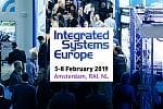 Выставка Integrated Systems Europe в Амстердаме